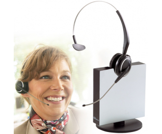 Casca wireless Jabra 9120 Mono MicroBoom