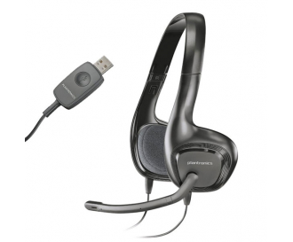 Casti PC Plantronics HD Audio 622 USB