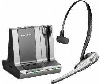 Casca Wireless Plantronics SAVI  Office WO100