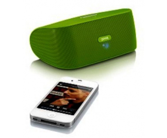 Difuzor portabil StreetParty Wireless Green