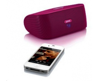 Difuzor portabil StreetParty Wireless Pink