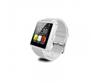 Ceas bluetooth TELLUR` U8` WHITE