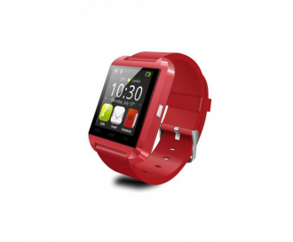 Ceas bluetooth TELLUR U8 RED